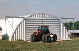 agricultural Quonset hut