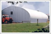 industrial Quonset hut